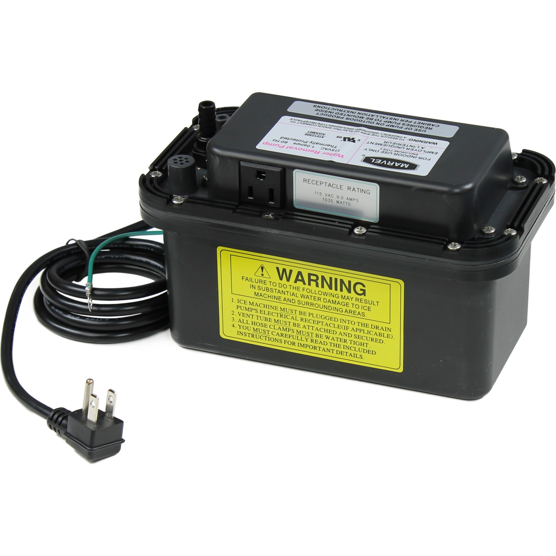 Marvel 42248890 Ice Maker Drain Pump