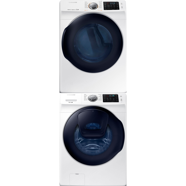 Samsung Wf45k6200aw Front Load Washer Amp Dv45k6200ew