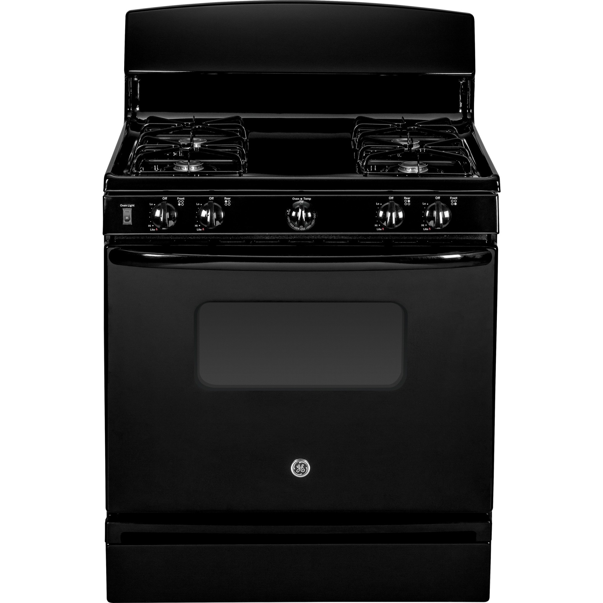 how to connect g.e.gas range