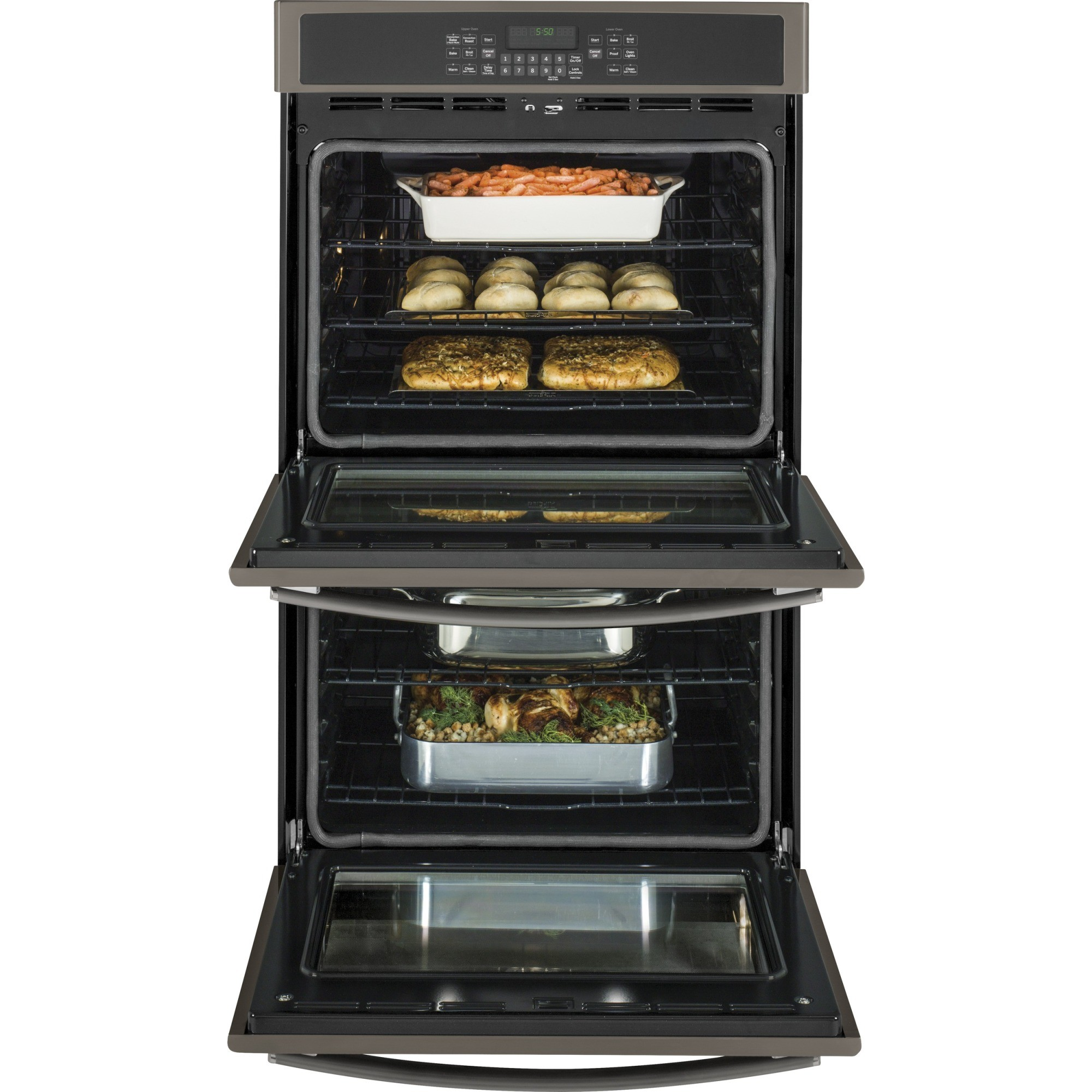 Jt5500ejes Ge 30 Quot Built In Double Wall Oven With Convection