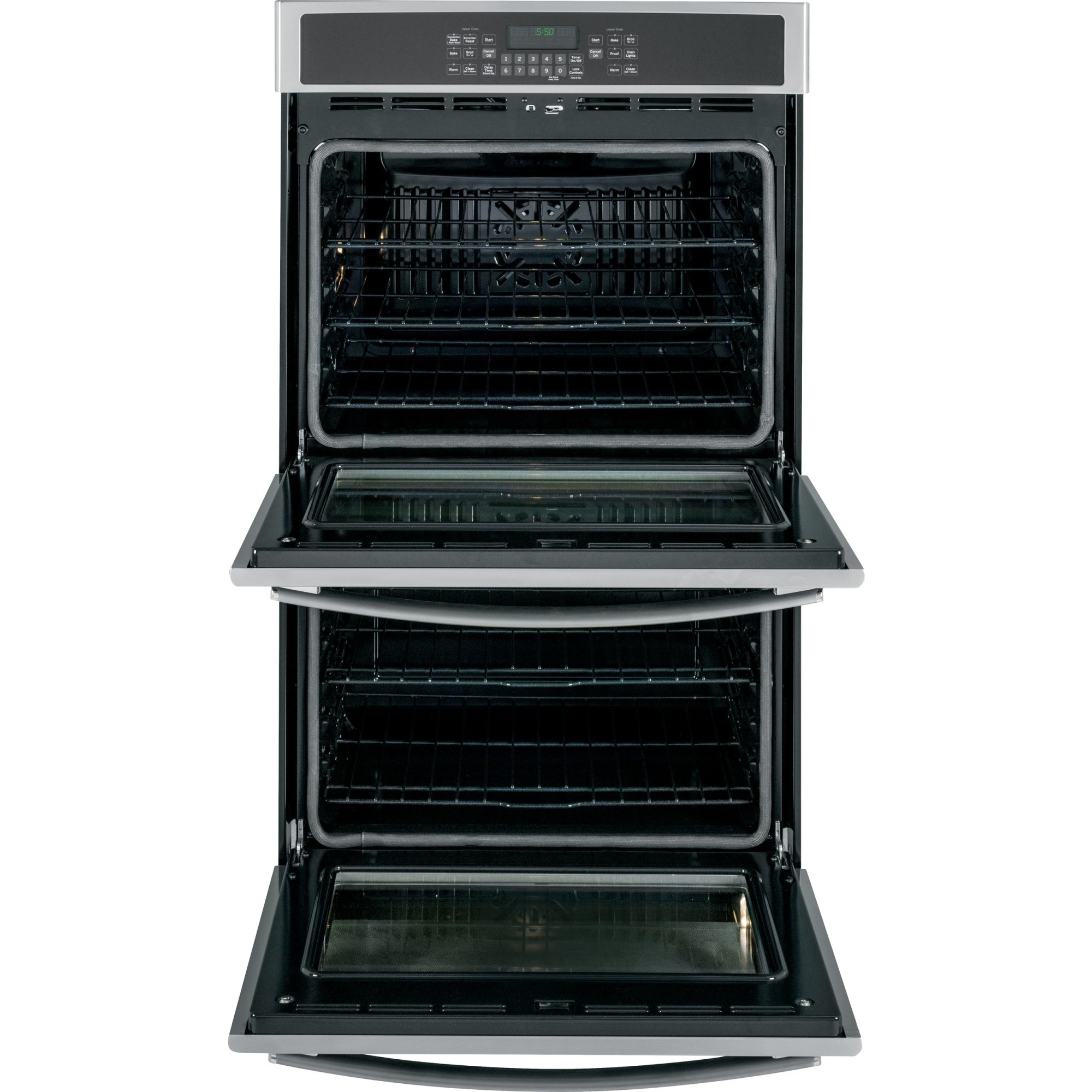 Jt5500sfss Ge 30 Built In Double Wall Oven With Convection