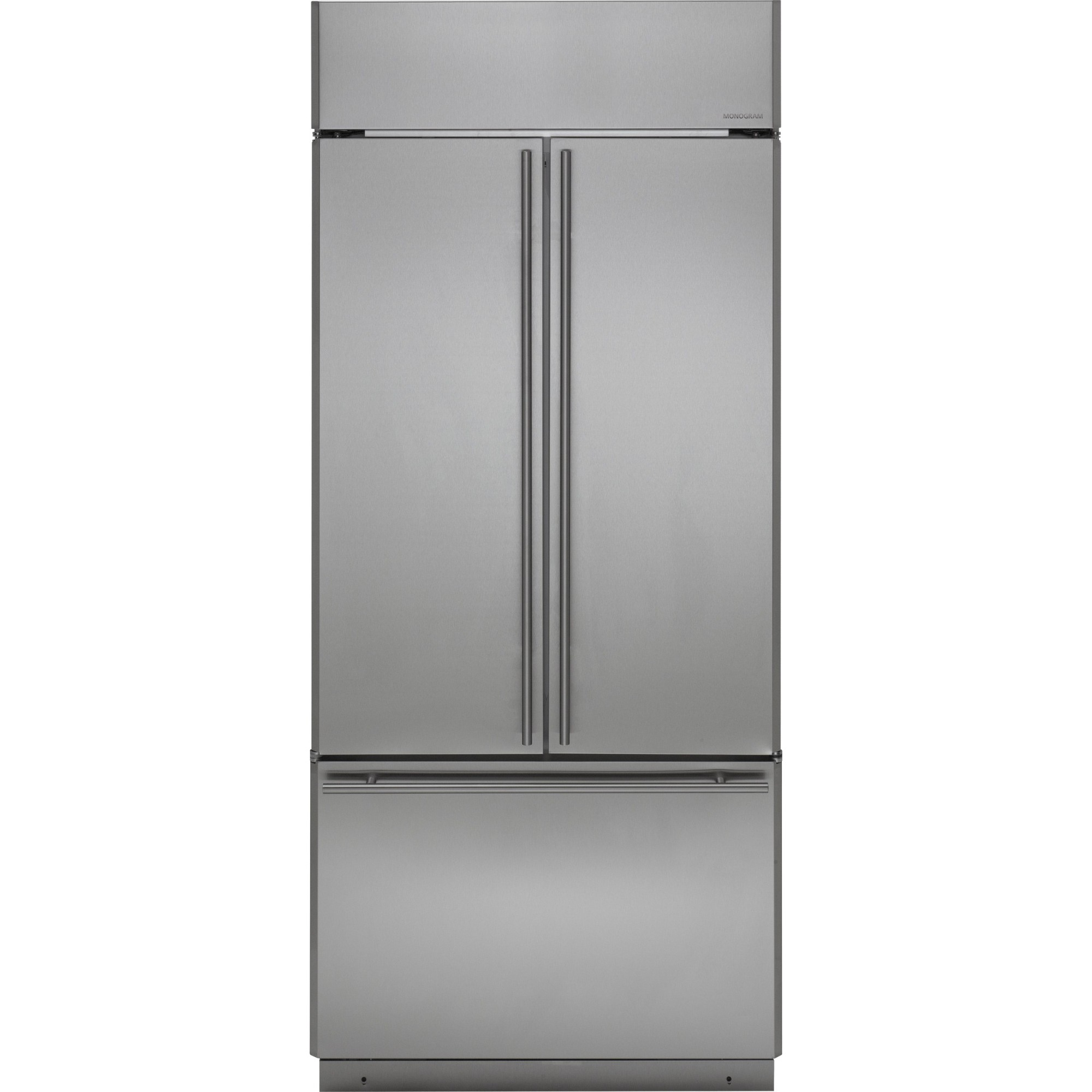 Zips360nhss Monogram 36 Quot Built In French Door Refrigerator