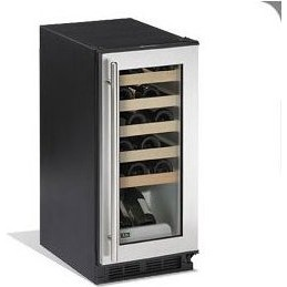 "Line 1115WCS01 15"" Built-in Wine Storage with 24-Bottle Capacity ..."