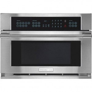 Countertop Microwave Drop Down Door : Electrolux E30MO75HPS 1.5 cu. ft. Built-In Drop-Down Door Microwave ...