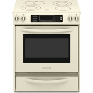 Kitchenaid Kess907sbb 30 Quot Slide In Electric Range With 4