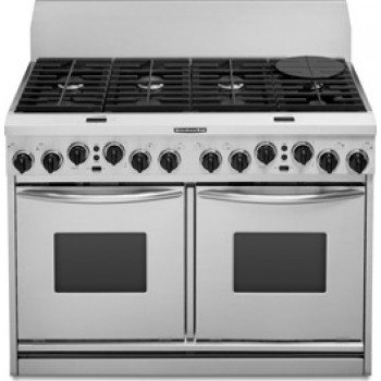 Kitchenaid Kdrp487mss 48 Quot Pro Style Dual Fuel Range With 6