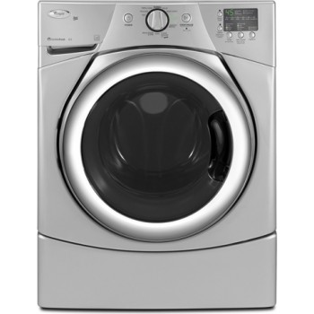 Whirlpool Wfw9250wl 27 Quot Front Load Washer With 3 5 Cu Ft