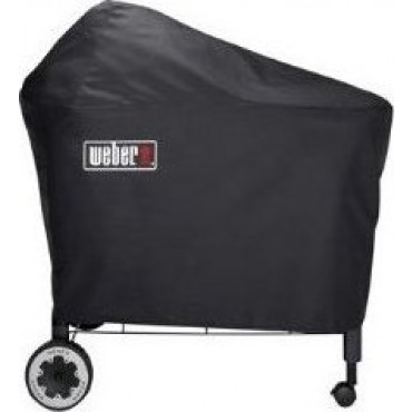 weber 7455 premium charcoal grill cover for performer grills. Black Bedroom Furniture Sets. Home Design Ideas