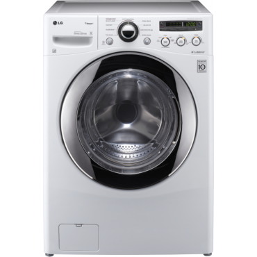 Lg Wm2650hwa 27 Quot Front Load Washer With 3 6 Cu Ft