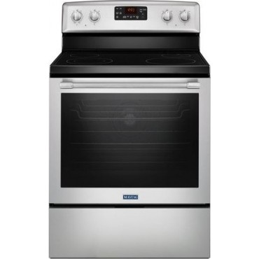 how to clean a maytag electric oven
