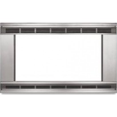 Kitchenaid Mk1154xvs 24 Microwave Trim Kit Stainless Steel With
