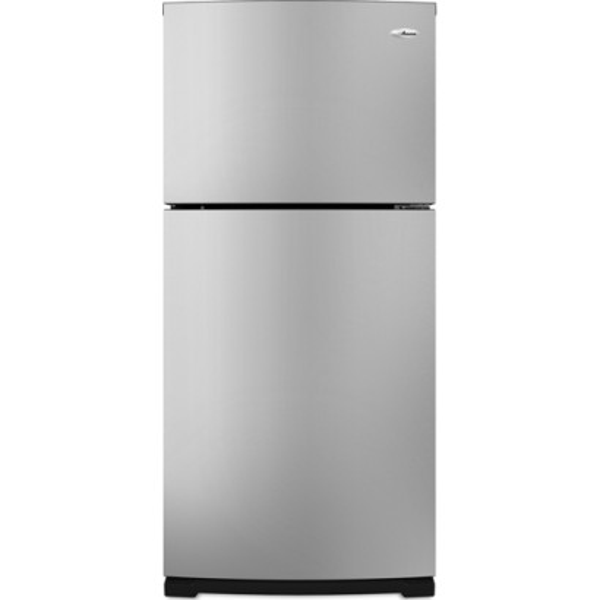 Amana A9RXNGFYS 18 9 cu  ft  Top-Freezer Refrigerator with