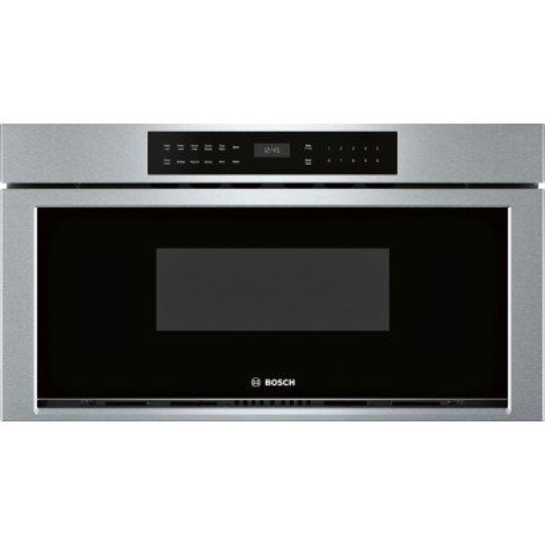 Hmd8053uc Bosch 800 Series 30 Quot Drawer Microwave Flush