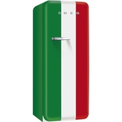 Smeg Fab28uitr1 Italian Flag 50 S Retro Style Fridge Right Hinge