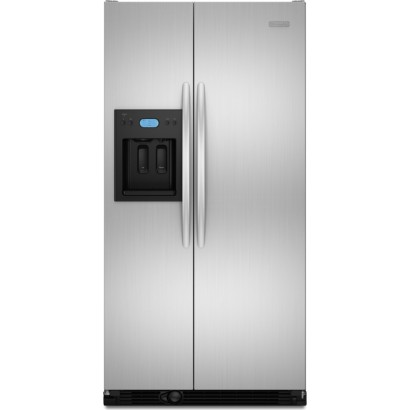 KitchenAid KSCS23FVSS Architect II Series Side By Side Refrigerator    Stainless Steel