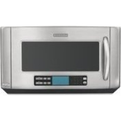 Kitchenaid Khms2050sss 2 0 Cu Ft Over The Range Microwave Oven With 1 200 Cooking Watts 16