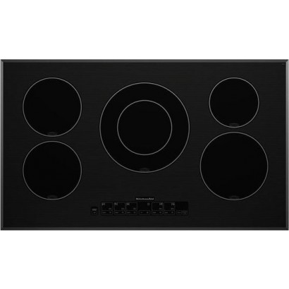 Induction Cooktop With 5 Cooking Zones