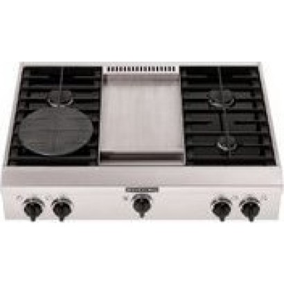Commercial Style Cooktop Www Picswe Com