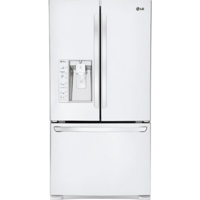 French Door Refrigerator Dual Ice Makers