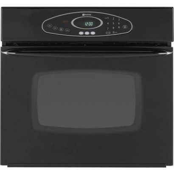 maytag mew5530ddb 30 electric single wall oven with 3 8 cu ft rh designerappliances com Maytag 24 Double Wall Oven Maytag Gas Wall Oven 24