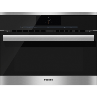 miele h6800bm 24 speed oven pureline m touch controls. Black Bedroom Furniture Sets. Home Design Ideas