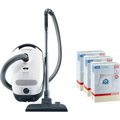 Miele Classic C1 Olympus Canister Vacuum Amp Year Supply Of