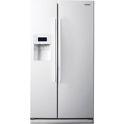 Samsung Rs275acwp Side By Refrigerator White