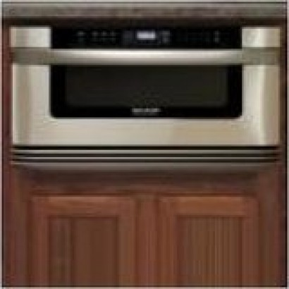 Sharp Kb6002ls 1 0 Cu Ft Built In Microwave Drawer With