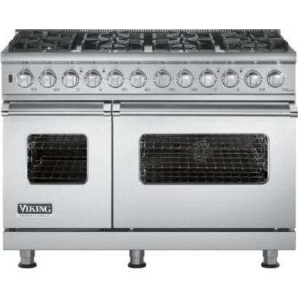 Vdsc5488bss Viking Series 48 Dual Fuel Range