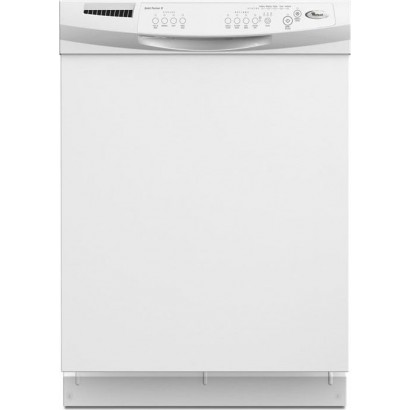Whirlpool Du1055xtvq Full Console Dishwasher With 4 Wash