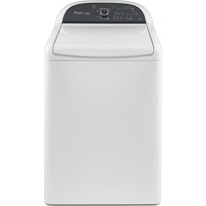 Wtw8000bw Whirlpool 4 5 Cu Ft Cabrio Platinum Top Load
