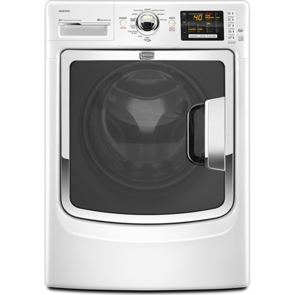 Maytag Mhw6000xw 27 Quot Front Load Washer With 4 3 Cu Ft