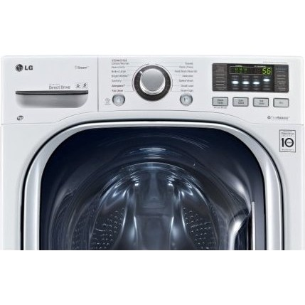 Wm3997hwa Lg 27 Quot 4 3 Cu Ft Electric Washer Dryer Combo