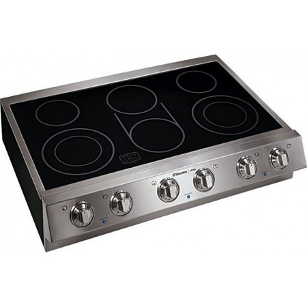 Home Kitchen Appliances Cooking Cooktops Electrolux ICON E36EC75HSS