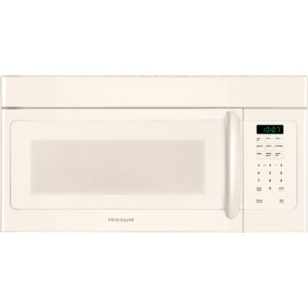 Frigidaire Ffmv162lq 1 6 Cu Ft Over The Range Microwave
