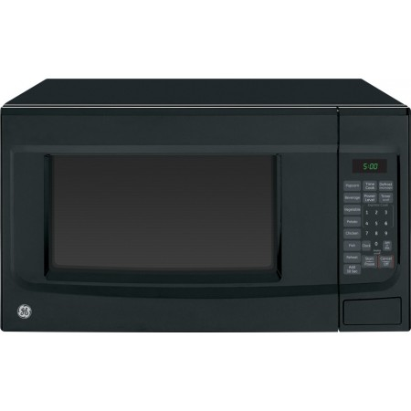 Countertop Microwave With Turntable : JES1460DSBB GE 1.4 Cu. Ft. Countertop Microwave Oven