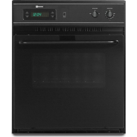 Maytag Cwe4100acb 24 Quot Single Electric Wall Oven With 2 8