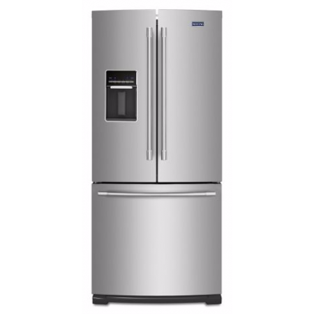 Mfw2055frz Maytag 30 Quot 20 Cu Ft French Door Refrigerator