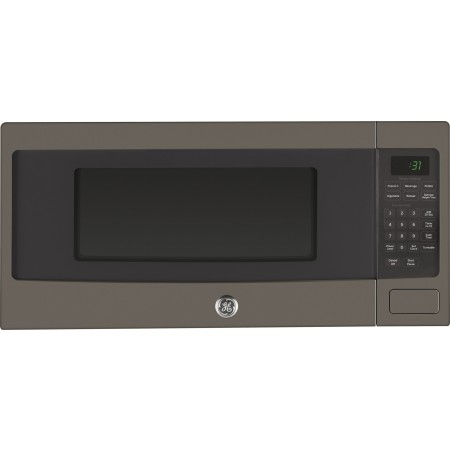 Ge Countertop Microwave Slate : Home Kitchen Appliances Cooking Microwaves GE Profile PEM31EFES
