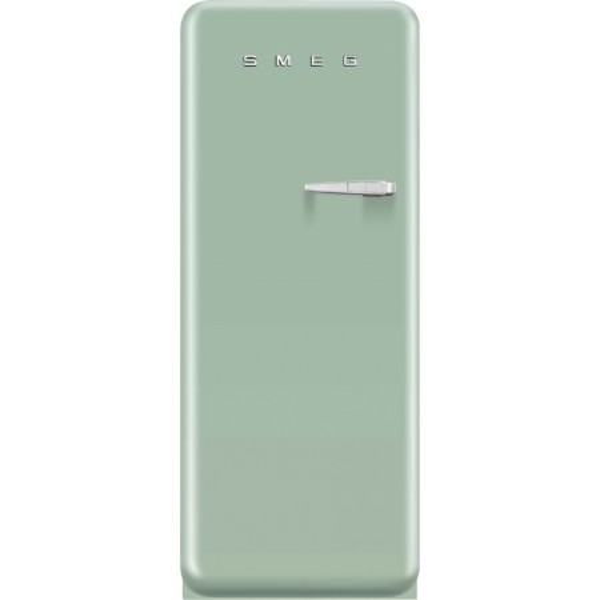 smeg fab28upgl1 pastel green 50 39 s retro style fridge. Black Bedroom Furniture Sets. Home Design Ideas