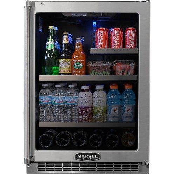 Marvel Mpro6garmbslr 24 Quot Undercounter Refrigerator