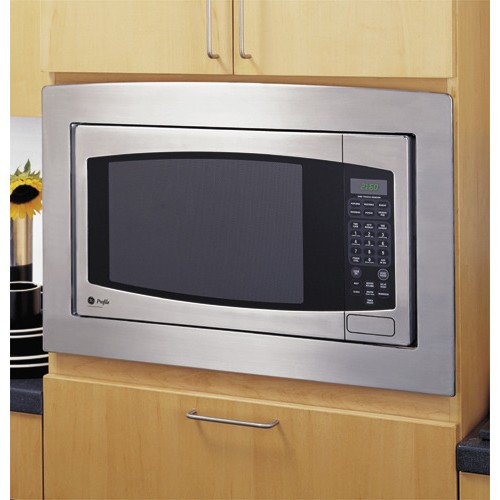 Jx2130sh Ge Built In Microwave 30 Quot Trim Kit Stainless