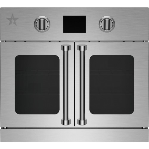 Bsewo30ecsd bluestar 30 single electric wall oven for Electric moving wall pictures