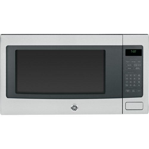 Countertop Microwave To Built In : ... Profile 2.2 Cu. Ft. Built In or Countertop Microwave - Stainless Steel