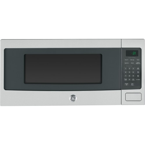 ... Profile Series 1.1 Cu. Ft. Countertop Microwave Oven - Stainless Steel
