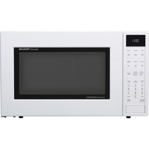 Countertop Microwave Black Friday : Home Kitchen Appliances Cooking Microwaves Sharp SMC1585BW