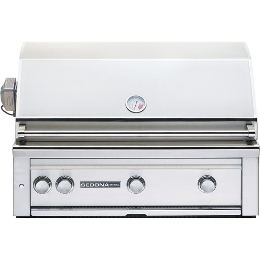 L600psr Lynx Sedona 36 Quot Built In Gas Grill With