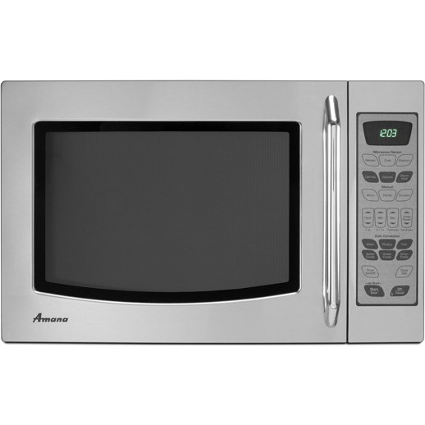 Amana Countertop Stove : Amana : AMC7159TAS 1.5 cu. ft. Countertop Microwave Oven 1,000 Watts