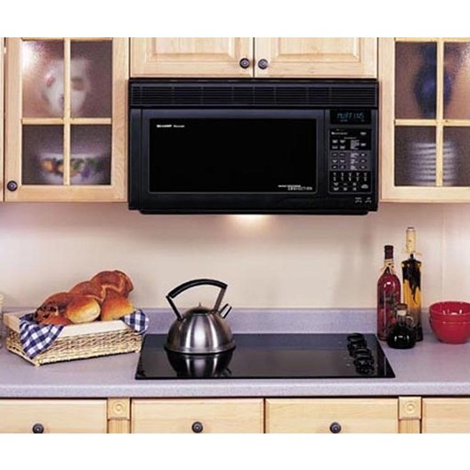 Sharp Over The Range Convenction Microwave