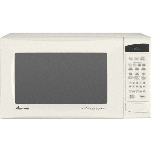 Countertop Microwave Bisque : ... cu. ft. Countertop Microwave Oven with 1,100 Cooking Watts - Bisque